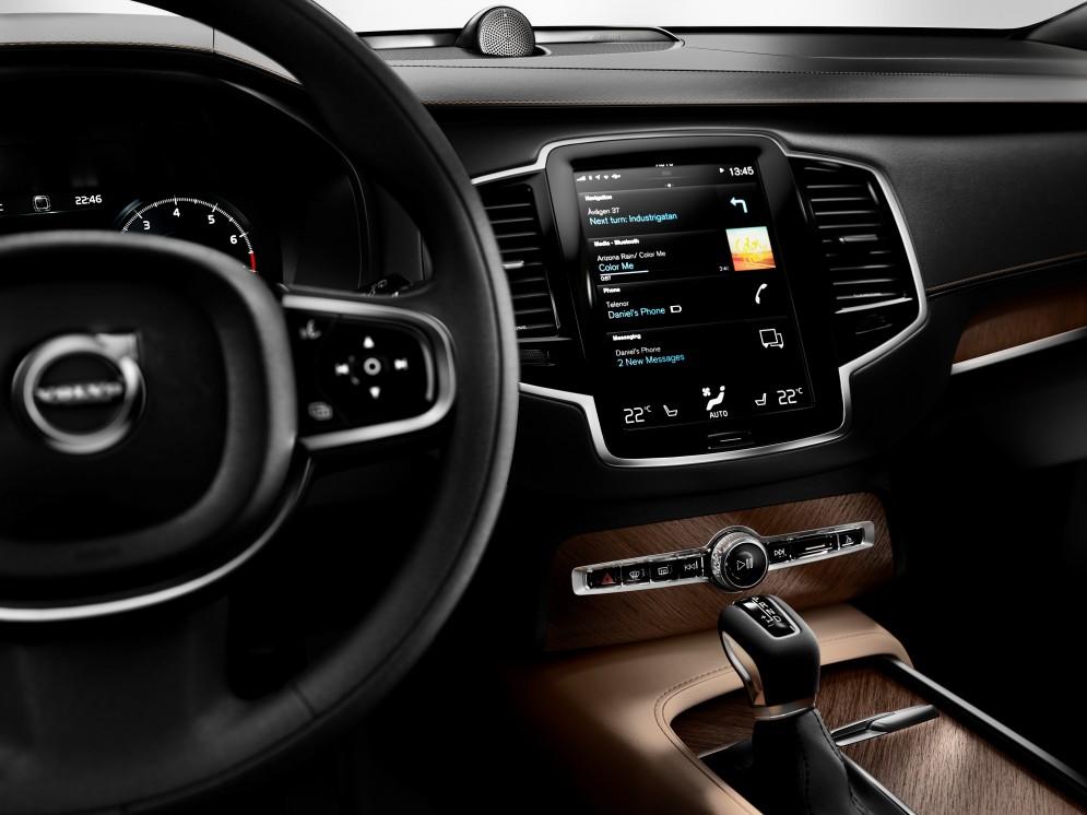 Volvo XC90 2014 2015