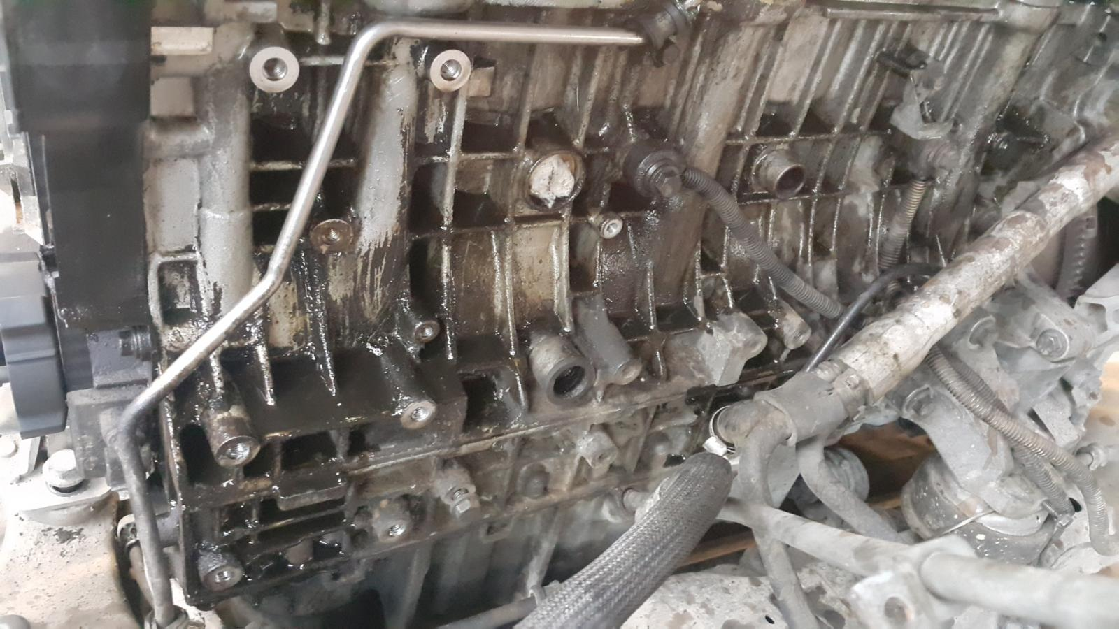 Volvo xc90 ремонт двигателя и чистка в круг...
