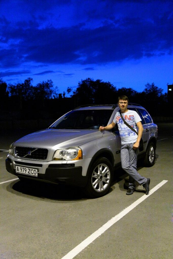 Очередная встреча Volvo club Казахстан