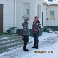 01 декабря 2012 года - горячие источники