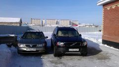 Last winter with Nissan Maxima )))