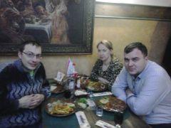 Встреча в Астане (24.01.2014)