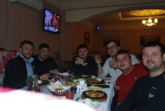 Встреча в Астане