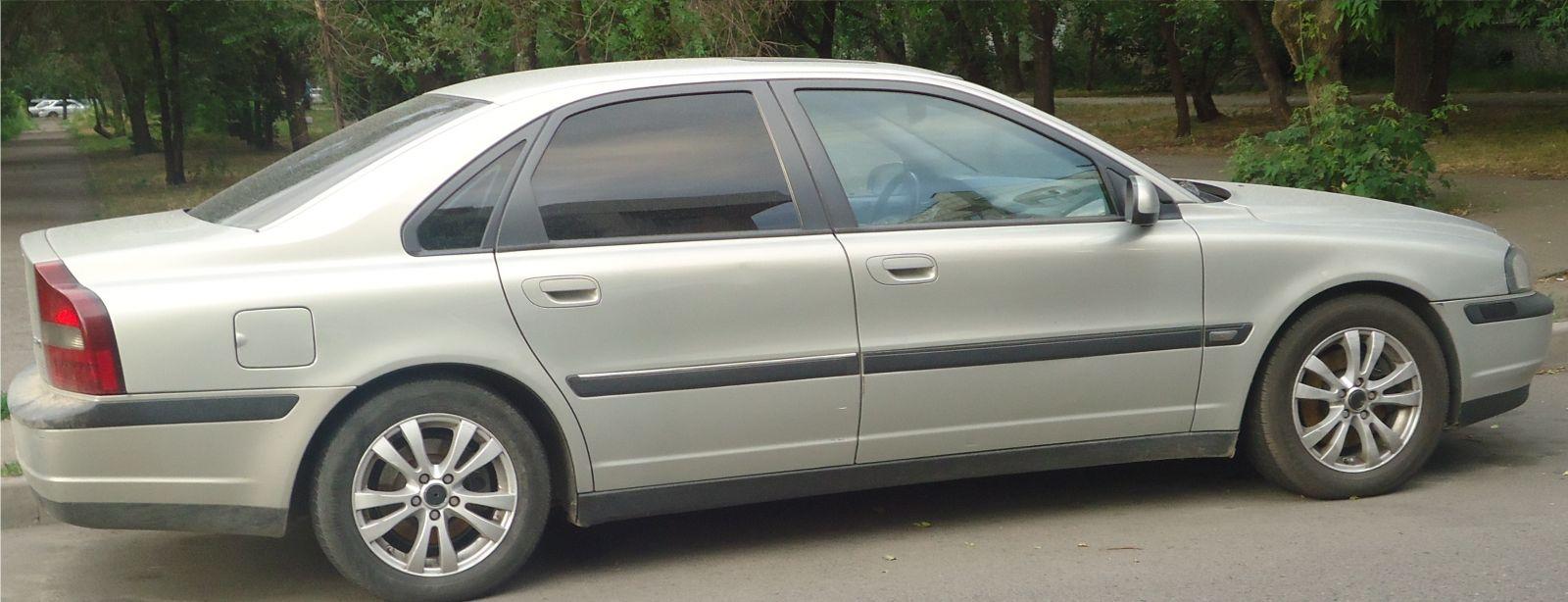 S80T6 1999г.в.