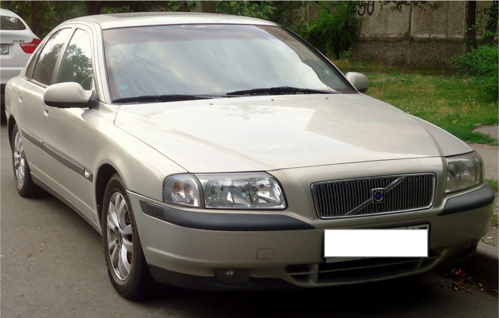 S80 T6 1999 г.в.