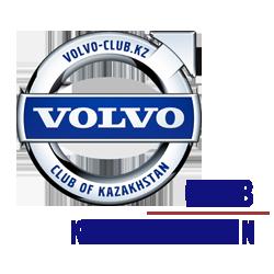 Новый логотип Volvo-club.kz