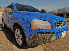 2004 Volvo XC90 LEGO Replica FA