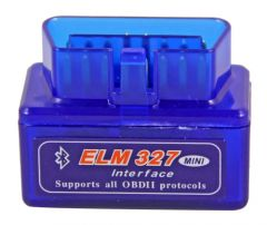 Автосканер ELM327 OBD-II Bluetooth mini