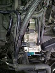 Вихревой соленоидный клапан Volvo c30