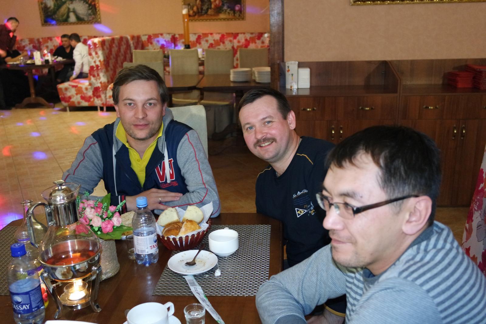 Встреча клуба 14.04.16