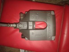 Суппорта XC90 ремонт чистка пескоструй и покраска