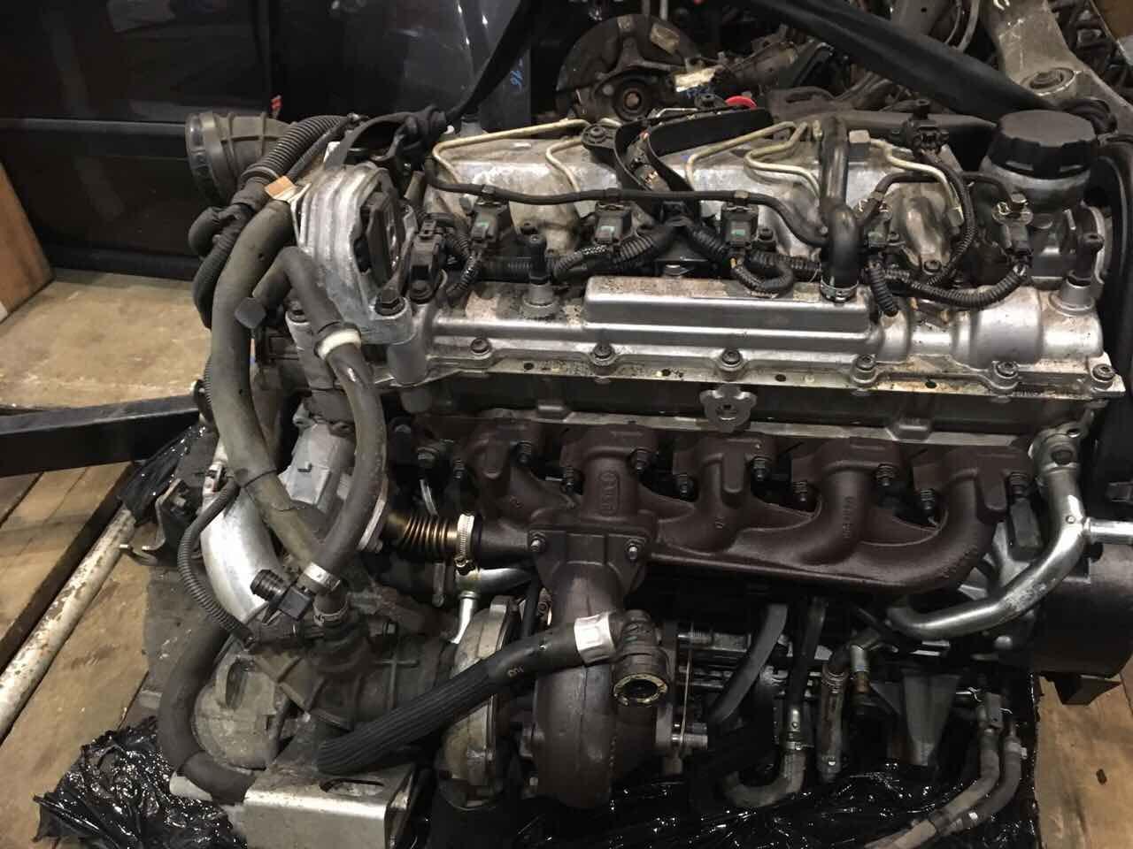 двигатель D5  ХС 90