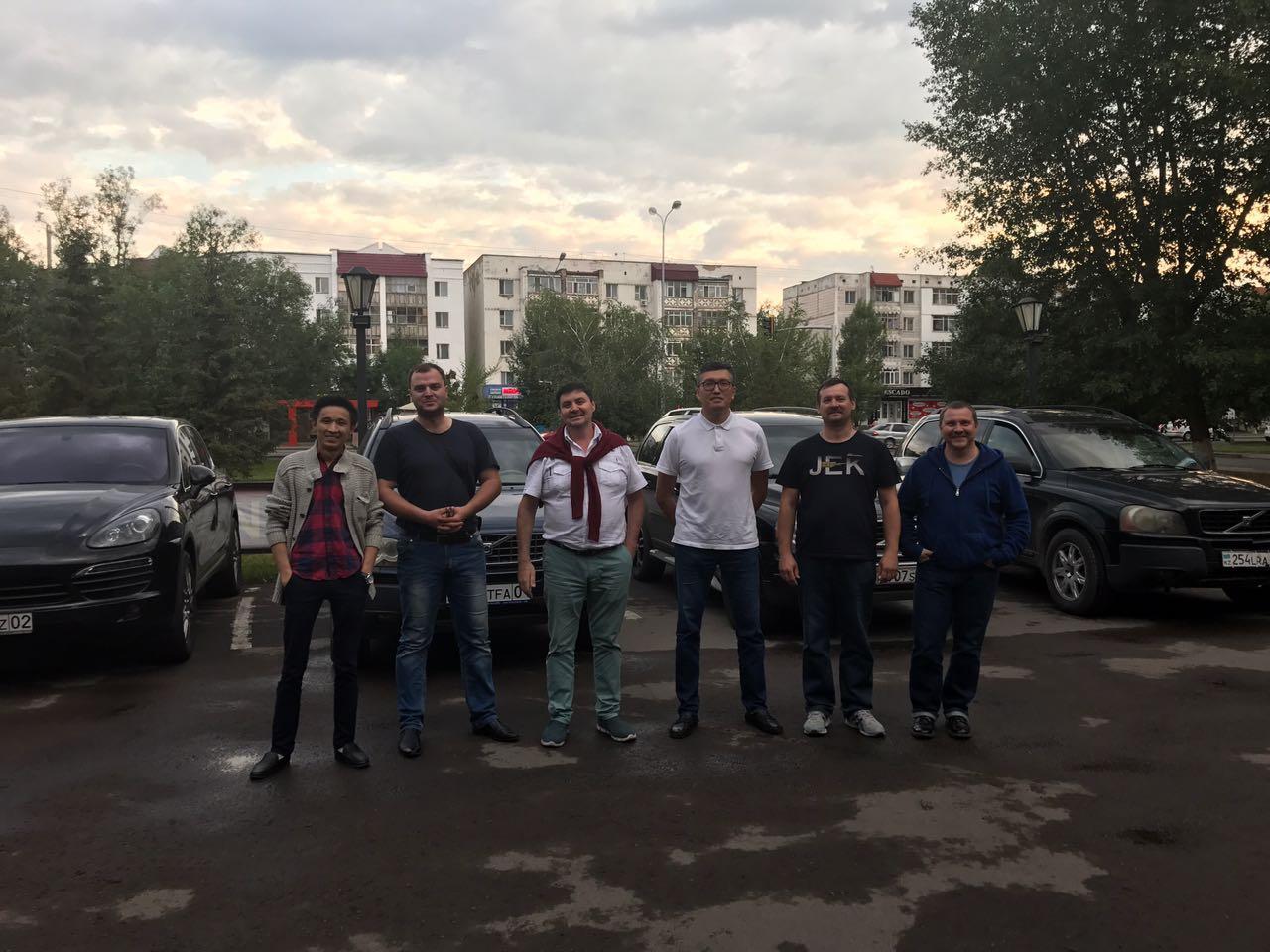 """Внеплановая встреча в ресторане """"Абдула"""" 2 июля"""