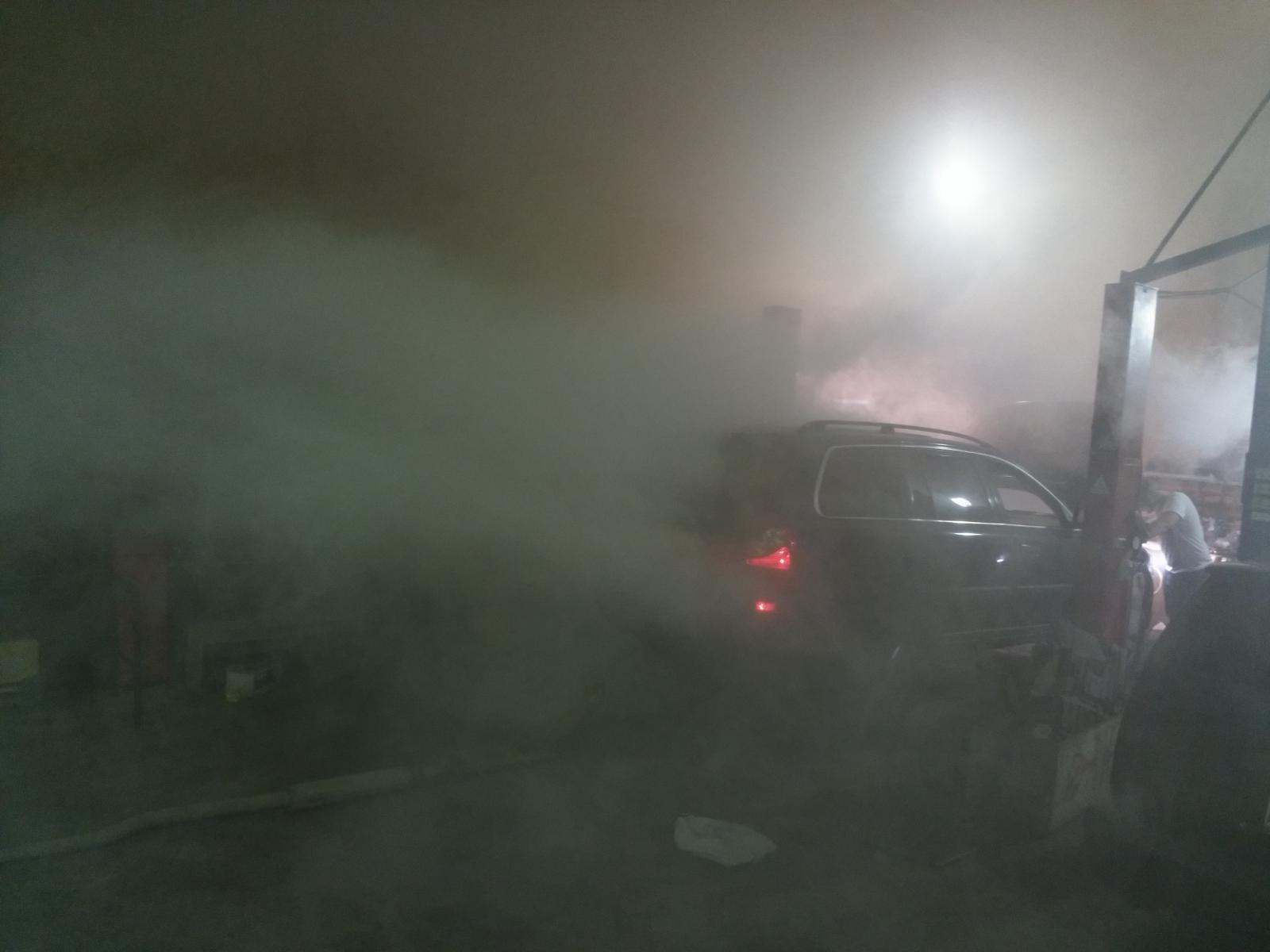 Локальный дымоаппокалипсис!