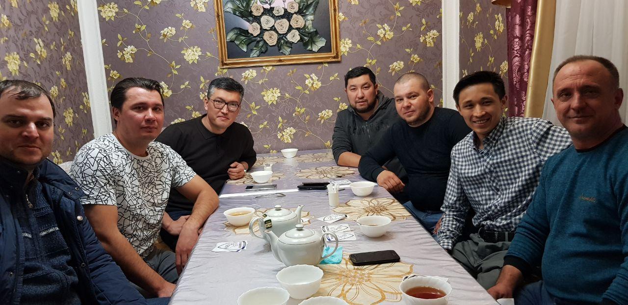Встреча в Астане 24.03.2018